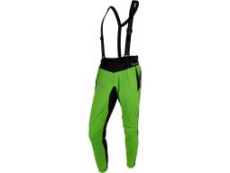 SILVINI softshell pánské kalhoty PRO FORMA MP322 forest