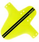 Blatník přední do vidlice plast, žlutý neon
