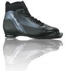 Běžecké boty Alpina BLAZER Black/Char/Silv.