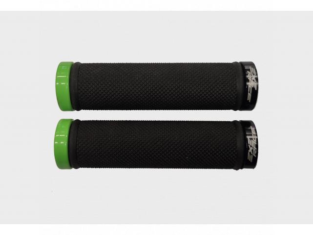 Gripy černé+ zelená objímka