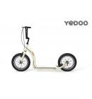 Koloběžka Yedoo Friday Cream