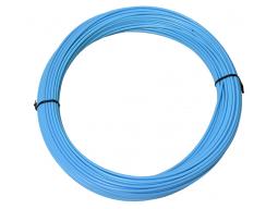 Bowden brzdový ALHONGA 2P 5mm-50m světle modrý, 1m