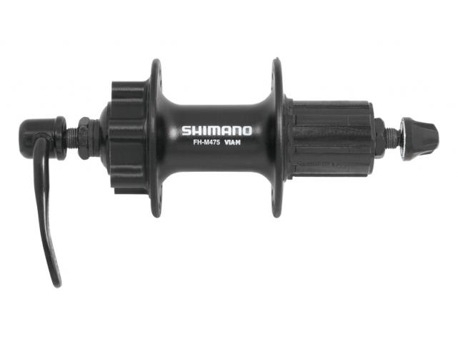 Náboj zadní Shimano FHM475 36děr Disc černý