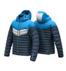 Bunda Colmar Mens Ski Jacket 1034 Blue Black/Mirage/Bianco, 2018/19