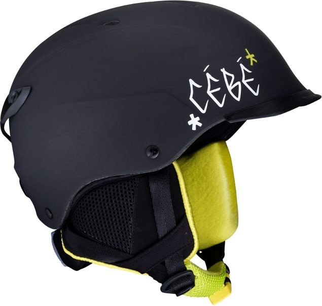 Helma Cébé CONTEST VISOR ARTY Black Deer model 2012/13