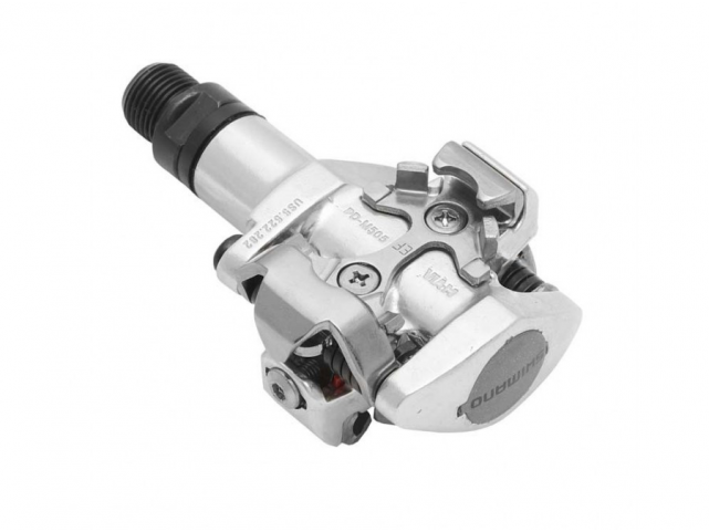 Pedály Shimano SPD PD-M505 Silver