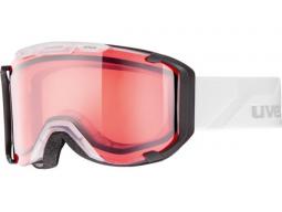 Lyžařské brýle Uvex SNOWSTRIKE Translucent Relax S2