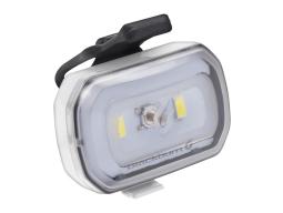 Světlo přední Blackburn Click USB White