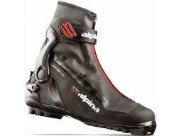 Běžecké boty Alpina ACTION SKATE Black Red White