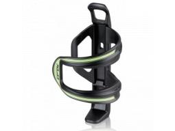 Košík XLC Sidecage černá/zelená