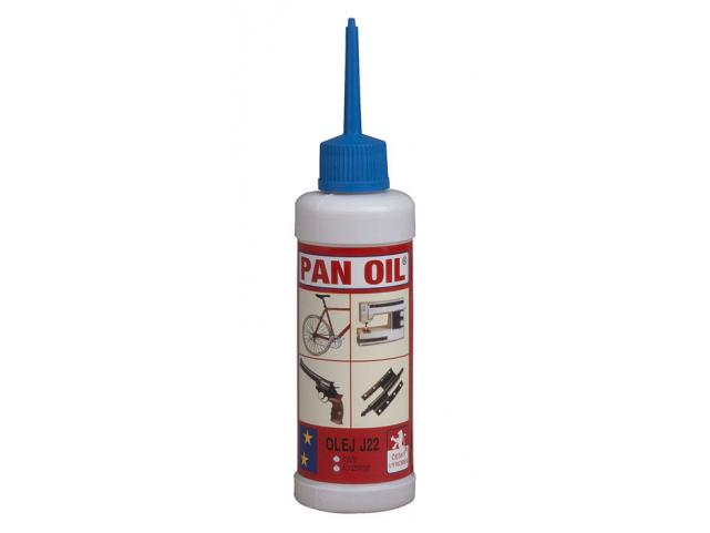Olej Pan Oil J22 80ml na řetězy