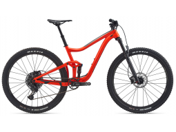 Kolo Giant Trance 29 3 Gloss neon red/matte metallic black, 2020