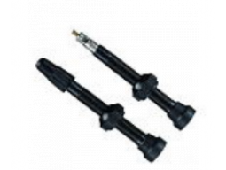 Ventilek tubeless XON XVC-09 černý 45mm sada 2ks