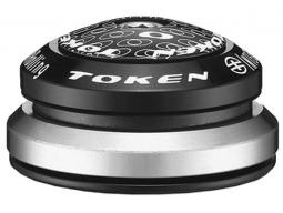 Hlavové složení Token Tapered intergrated černé