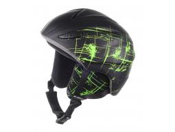 Helma Blizzard STROKE Black Green Matt model 2015/16