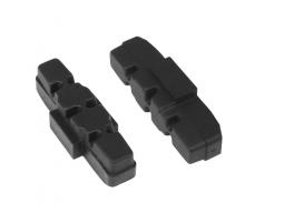 Gumičky brzd F výměnné, MAGURA HYDRAULIC černé 50mm