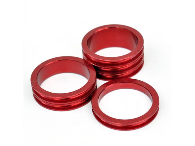 Podložky pod představec Max1 A-Head set červený