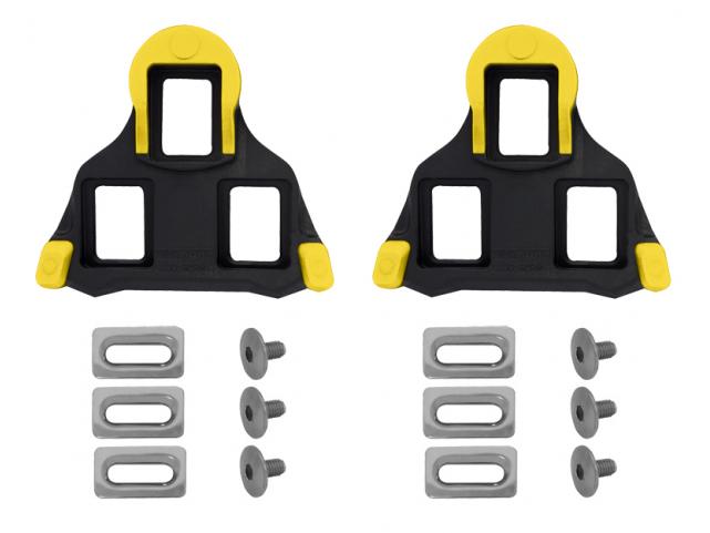 Zarážky SPD SL SM-SH11 s vůlí, žluto-černé