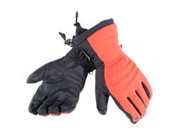 Rukavice Dainese ANTHONY 13 D-Dry Glove Light Red Black model 2015/16