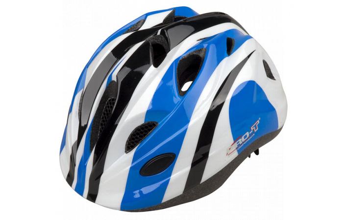 Helma PRO-T Plus Toledo Modrá, Bílá
