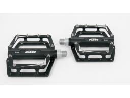 Pedály KTM FREERIDE BMX ALU, černá