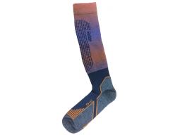 Ponožky Eisbär SKI TECH LIGHT DX+SX orange dámské