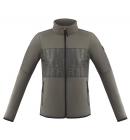 Bunda Poivre Blanc Stretch Fleece Jacket Khaki grey, 18/19