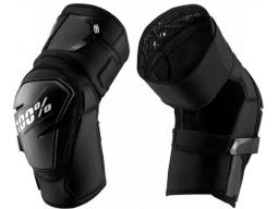 Chránič kolen 100% FORTIS Knee Guard Black