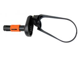 Zrcátko MAX1 3D zpětné do řidítek sklopné