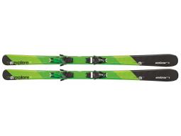 Lyže Elan EXPLORE 6 Green LS + EL 10 model 2016/17