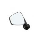Zrcadlo Zéfal DOOBACK s levým úchytem na řidítka