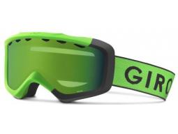 Lyžařské brýle GIRO Grade Bright Green/Black Zoom Loden Green