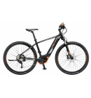 Elektrokolo KTM MACINA CROSS 10 PT-CX5I4 Black matt (grey+orange), 2019