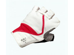 Rukavice Craft ACTIVE LADY White/Red