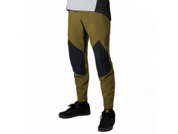 Kalhoty Fox Racing Defend Pant Olive Green