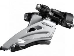 Přesmykač Shimano ALIVIO FD-M3120 MTB-9speed obj. 34,9/31,8 + 28,6 Side-swing/64-69 mid clamp pro 36