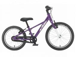 "Dětské kolo KTM Wild Cross 16"" Purple(White), 2021"