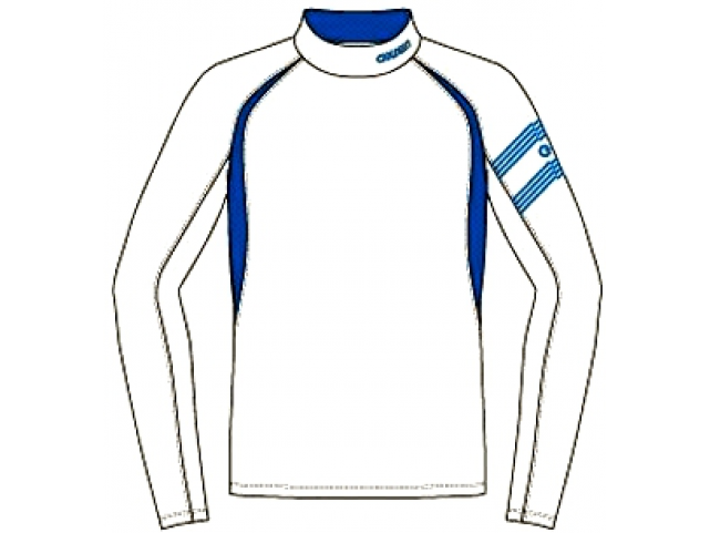 Triko Goldwin APPAREL G14420E WF White Blue