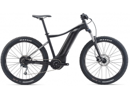 Elektrokolo Giant Fathom E+ 3 Power Matt Black/Silver, 2020
