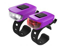 Osvětlení KLS VEGA, purple