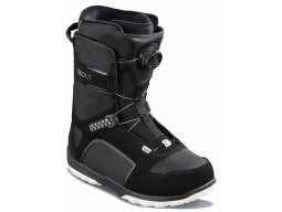 Snowboardové boty Head Scout Pro Boa Black, model 2018/19