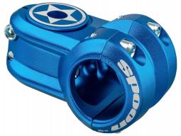 Představec SPANK Spoon 2.0 DH/4X 31,8/40mm, modrý