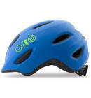Helma Giro SCAMP Matt Blue Lime