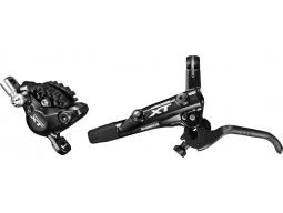 Kot brzd-set Shmano SLX BR-M7000-KIT zadní/BL-M7000 bez adapt kov+chladič SMBH90SBM/1700mm
