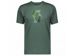 Dres Scott M's Trail Flow Pro s/slsmoked green