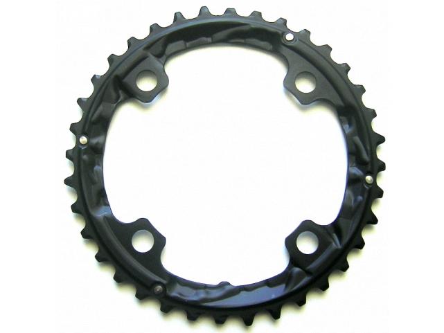 Převodník Shimano LX FCT661 36z černý