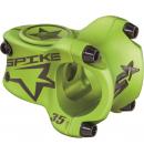 Představec SPANK Spike Race, 35mm Zelený