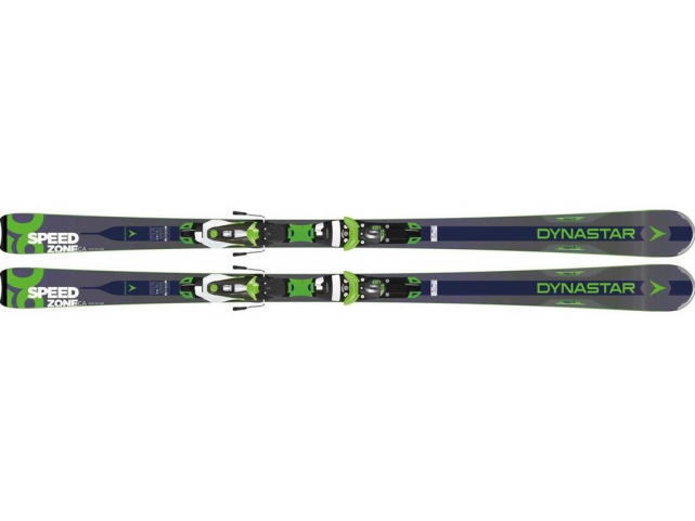 Lyže Dynastar Speed Zone 9 CA Konect+NX 12 Konect Dual B80 bk/gr, 18/19