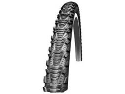 Plášť Schwalbe CX Comp 35-622 KevlarGuard černá+reflexní pruh