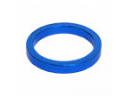 Podložka řízení NECO AS3605 1-1/8 5mm modrá